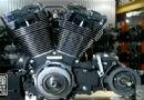 V缸摩托车发动机是如何制造的