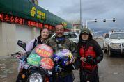 山地王YG150-6F(摩旅版)银钢摩托西藏之旅(34张)