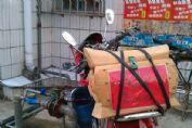 最牛B的摩托车尾箱