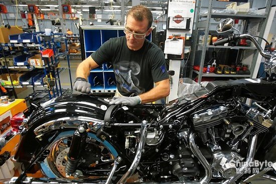 导弹工厂到摩托车间:制造业如何应用大数据?