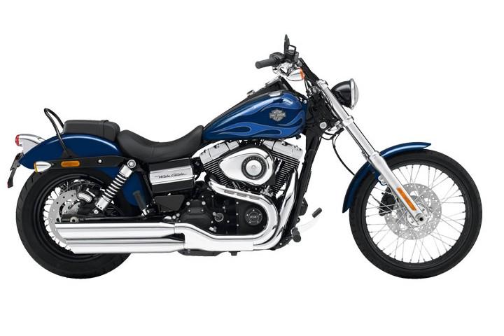 哈雷 Harley-Davidson戴纳远翔Wide Glide®