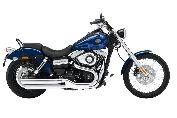 哈雷 Harley-Davidson 戴纳远翔Wide Glide®