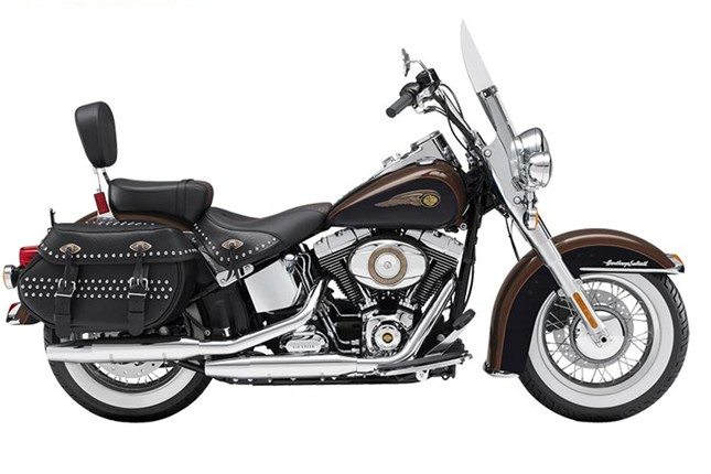 哈雷 Harley-Davidson经典版继承者110周年纪念版Heritage Softail® Classic 110th Anniversary Edition