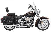 哈雷 Harley-Davidson 经典版继承者110周年纪念版Heritage Softail® Classic 110th Anniversary Edition