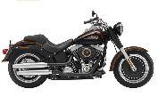 哈雷 Harley-Davidson 肥仔定制110周年纪念版Fat Boy® Special 110th Anniversary Edition