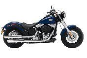 哈雷 Harley-Davidson 软尾司令Softail® Slim