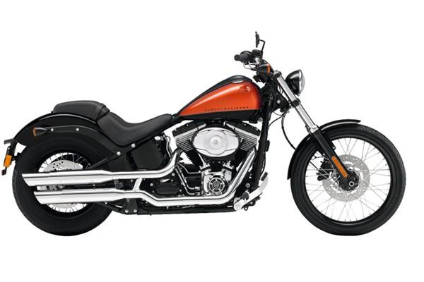 哈雷 Harley-Davidson夜行者Blackline®