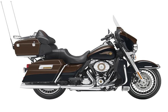 哈雷 Harley-Davidson旗舰滑翔110周年纪念版Electra Glide® Ultra Limited 110th Anniversary Edition