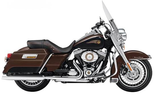 哈雷 Harley-Davidson路王110周年纪念版Road King® 110th Anniversary Edition