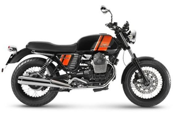 摩托古兹Moto GuzziV7 Special(国内销售)