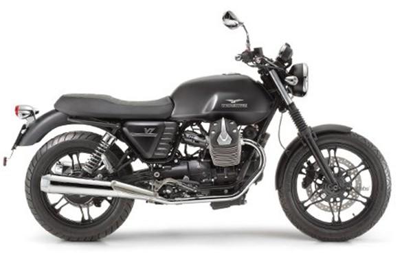 摩托古兹Moto GuzziV7 Stone(国内销售)