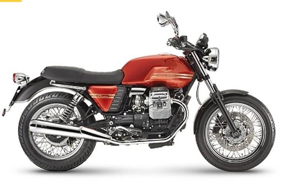 摩托古兹Moto GuzziV7 Classic