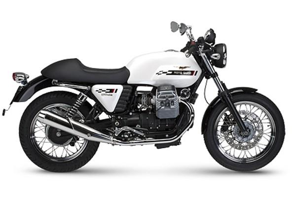 摩托古兹Moto GuzziV7 Cafe Classic