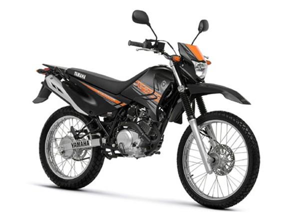 巴西Yamaha2013XTZ125K
