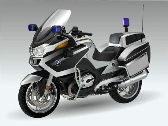 大开眼界世界各地的警用摩托车
