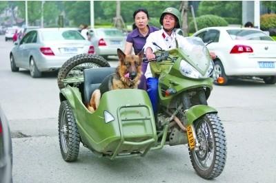 好有个性的摩托车