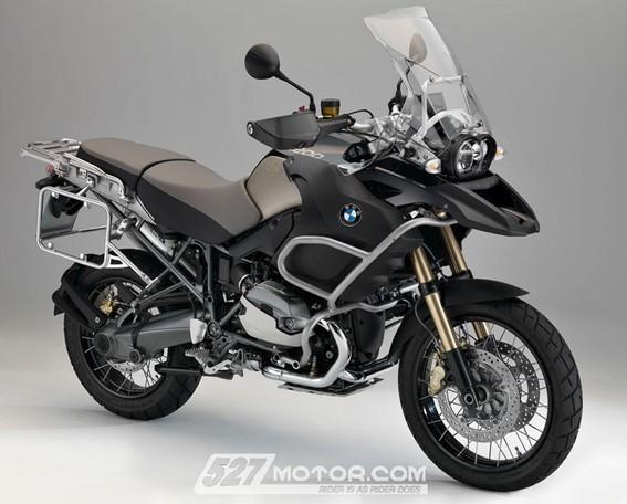 上海翼德2013全新宝马摩托车正式接受预定