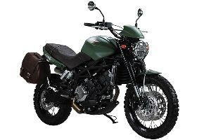 MOTO MORINI Scrambler 1200 Military Green FC