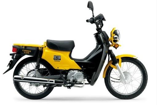 本田 HondaCC110 Cross Cub