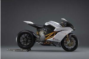 极速性能电动摩托车