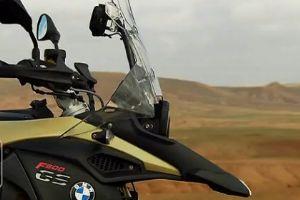 2014 宝马BMW F 800 GS 拉力探险摩托车