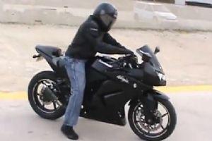 川崎Ninja 250R小忍者排气声音
