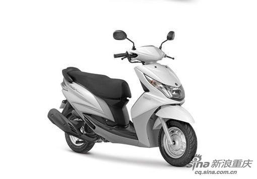 Yamaha向印度市场推出踏板车RayZ