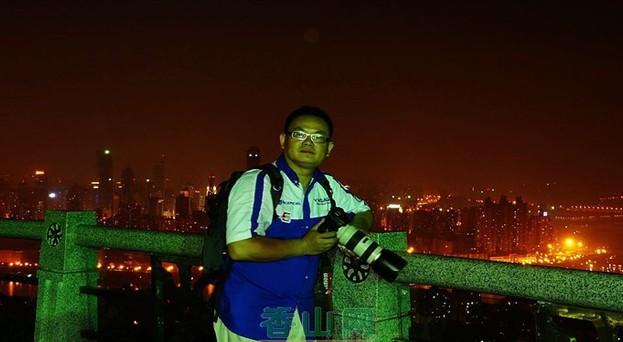 [穿越中国8]重庆夜景