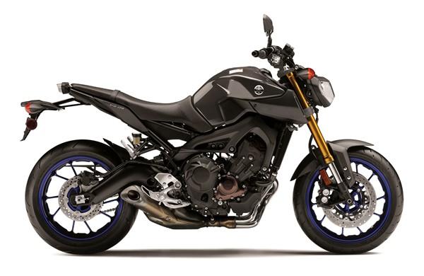 Yamaha2014MT-09美��版:FZ-09