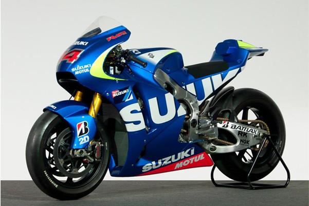Suzuki正式宣布2015年回�wMotoGP