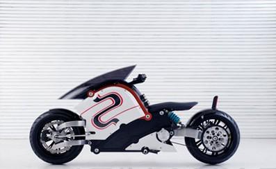 设计师和用户共同创造的1000万日元电动摩托车