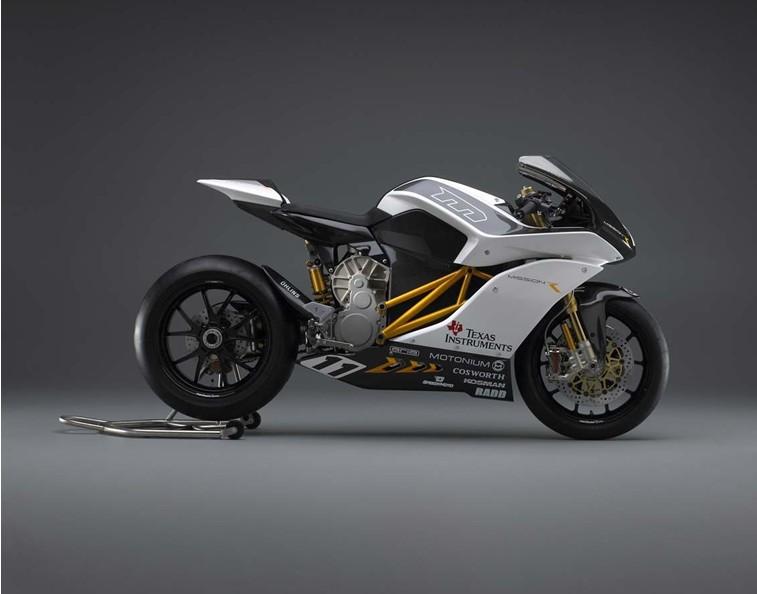 极速性能电动摩托车:MissionMotorsMission-R