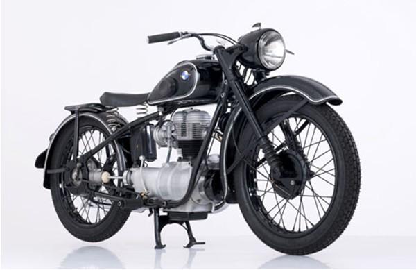 BMW摩托九十周年经典回顾(1948~1969)