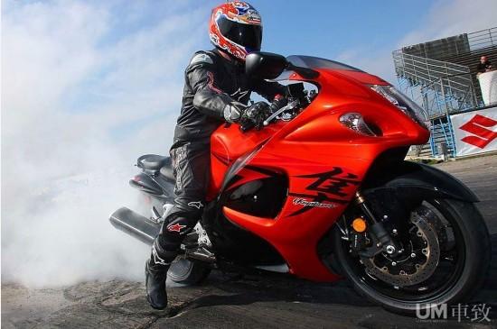 夏日烧胎上瘾威猛摩托车合集