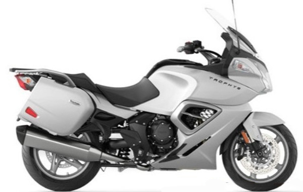 美媒评选十大最贵摩托车