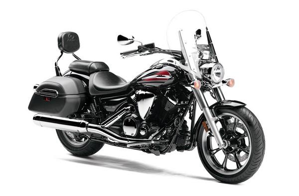 新图案:Yamaha2014'VStar950Tourer美国版