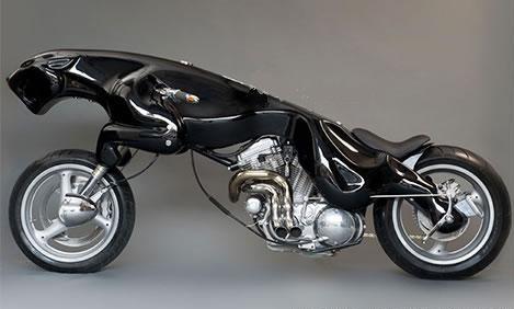 千奇百怪的摩托车大全