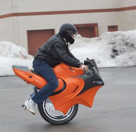 千奇百怪的摩托车大全(2)