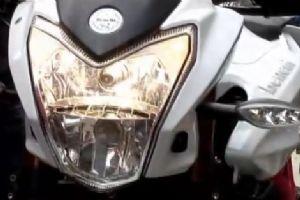 钱江黄龙600提车视频