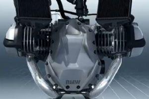 2013 BMW R 1200 GS 水冷引擎介绍视频