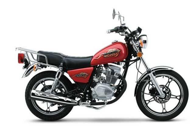 牛摩网 摩托车大全 豪爵铃木 hj125-8c  发表上市时间:2011/1/1  排量