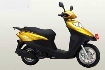 二手摩托车五羊本田125t-10多少钱
