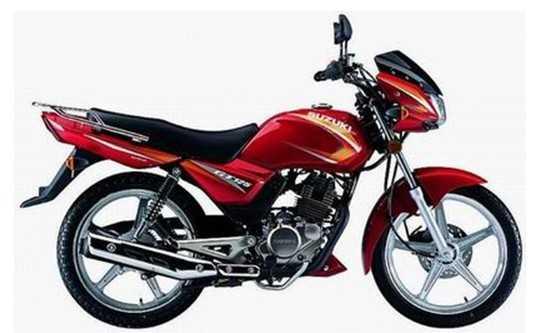 供应轻骑铃木 新骏驰qs125-5b二轮摩托车