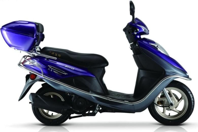 供应飞肯 风翼fk125t-3g二轮摩托车