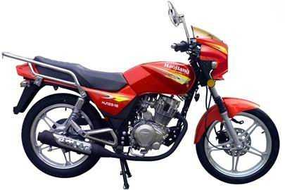 豪江铃木王六代HJ125-16(红六代)