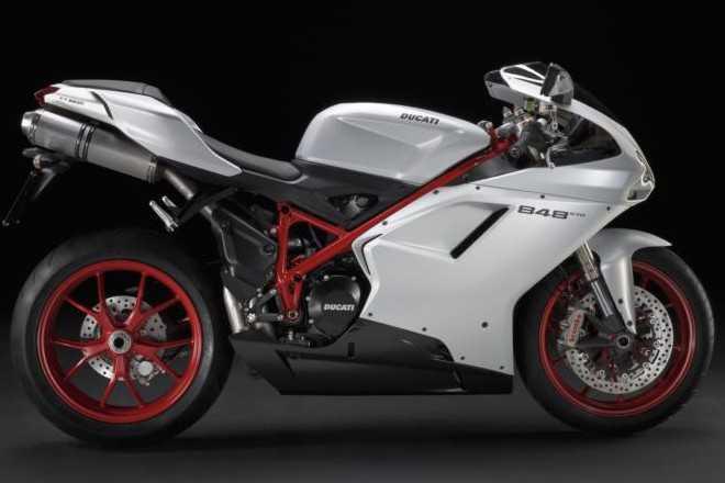 超级赛车Superbike 848 evo