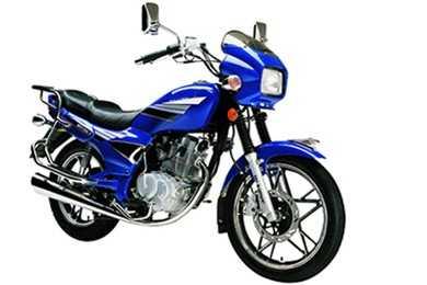 三本gs125摩托车照明系统电路图