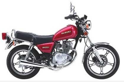供应豪爵铃木 gn125h二轮摩托车