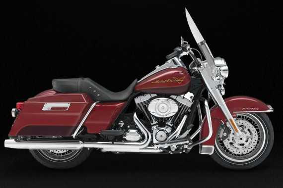 哈雷 Harley-Davidson路王Road King®
