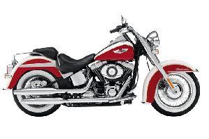哈雷 Harley-Davidson 豪雅软尾Softail® Deluxe